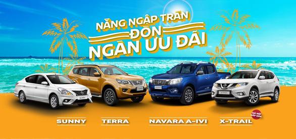 Nissan Việt Nam và TCIE Việt Nam tiếp tục tung ra ưu đãi giá đặc biệt cho Nissan X-Trail - Ảnh 3.