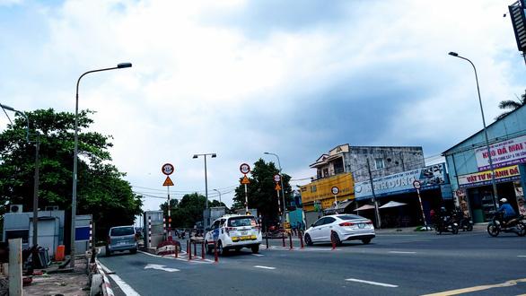 Để 4 năm không thu phí gây trở ngại giao thông, trạm BOT cầu Bình Triệu sắp được tháo dỡ - Ảnh 1.