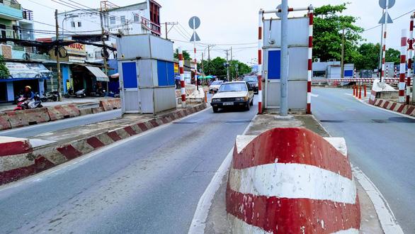 Để 4 năm không thu phí gây trở ngại giao thông, trạm BOT cầu Bình Triệu sắp được tháo dỡ - Ảnh 2.