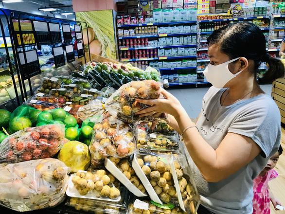 Siêu thị Saigon Co.op bán vải thiều trên nền tảng trực tuyến MoMo - Ảnh 1.