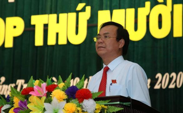 Quảng Trị có chủ tịch UBND tỉnh sau 4 tháng để trống - Ảnh 1.