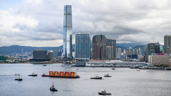 Hong Kong: 1.500 công ty đa quốc gia lo thành dê tế thần trong căng thẳng Mỹ - Trung - Ảnh 1.