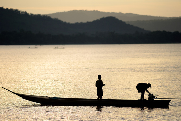 Sông Mekong sắp chịu thêm thủy điện Luang Prabang - Ảnh 1.