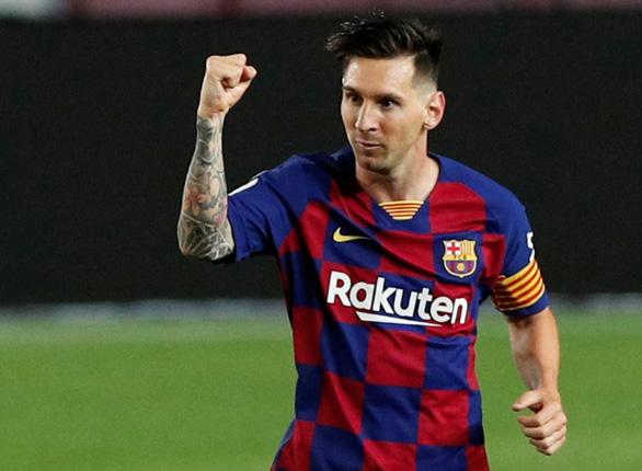 VAR và trọng tài giúp Atletico Madrid cầm chân Barca tại Nou Camp - Ảnh 2.