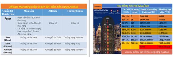 Điểm mặt sàn thương mại điện tử tràn tầng, đa cấp thời đại 4.0 kinh doanh đa cấp trái phép - Ảnh 2.