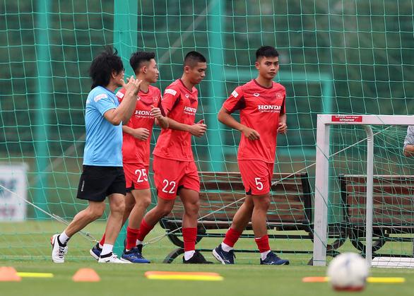 HLV Park Hang Seo vắng mặt ngày đội tuyển U22 Việt Nam tập trung - Ảnh 7.