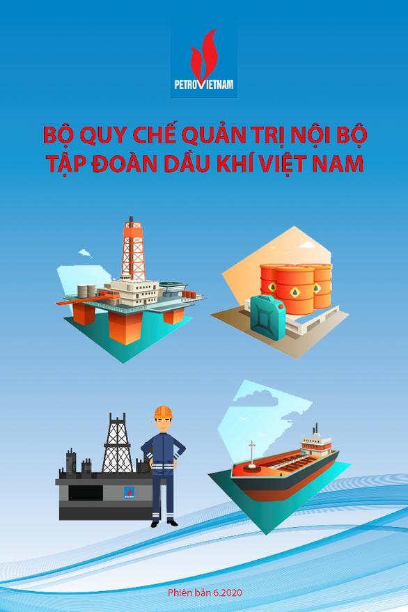 Quy chế quản trị nội bộ Tập đoàn Dầu khí Quốc gia Việt Nam - Ảnh 2.