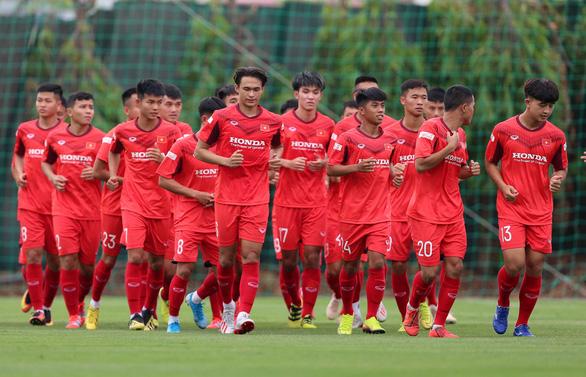HLV Park Hang Seo vắng mặt ngày đội tuyển U22 Việt Nam tập trung - Ảnh 1.