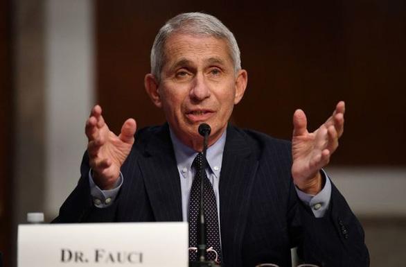 Bác sĩ Fauci: Mỹ có thể ghi nhận 100.000 ca COVID-19 mỗi ngày - Ảnh 1.