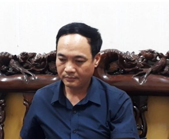 Vụ cán bộ ở Thái Bình bị đánh: Cựu chủ tịch phường xin dừng... quan lộ - Ảnh 1.