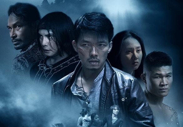 Nam vương quyền anh và võ sư Vịnh Xuân đóng phim Đỉnh mù sương - Ảnh 2.