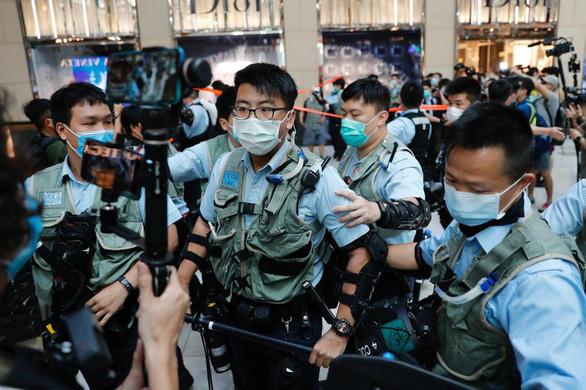 Ông Pompeo: Mỹ sát cánh cùng người dân Hong Kong, sẽ đáp trả Trung Quốc - Ảnh 1.