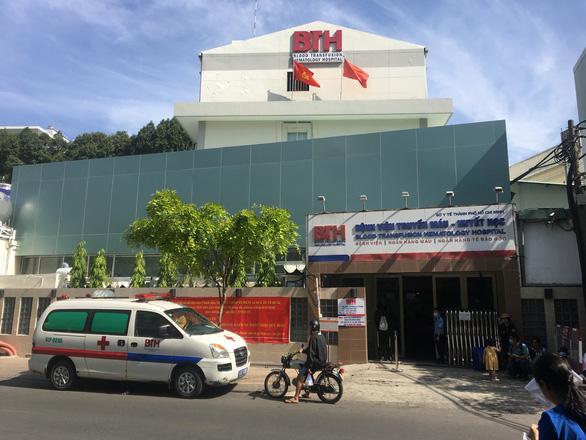 Bệnh viện Truyền máu huyết học: Thuốc Thymogam quá hạn không làm xấu thêm tình trạng bệnh nhi - Ảnh 1.