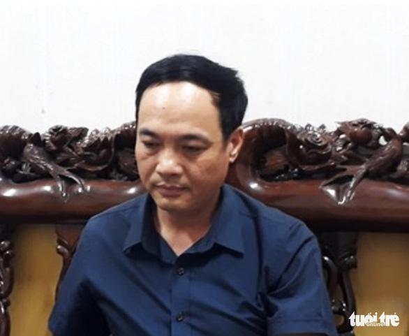 Vụ cán bộ phường ở Thái Bình bị đánh: dừng quy trình tái cử 2 cựu lãnh đạo từng dính phốt - Ảnh 2.