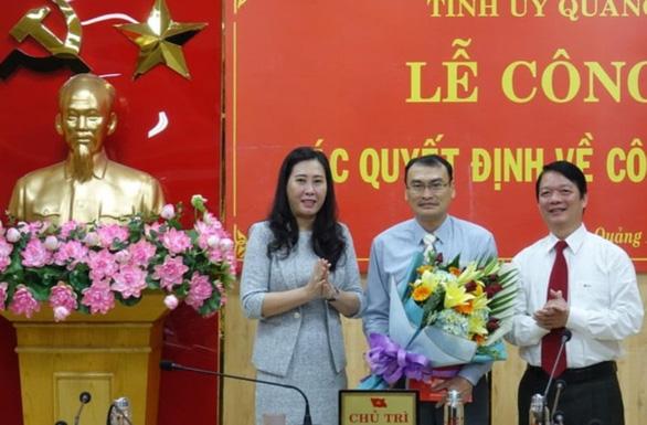 Trưởng Ban tổ chức Tỉnh ủy Quảng Ngãi đột quỵ tại bàn làm việc - Ảnh 1.
