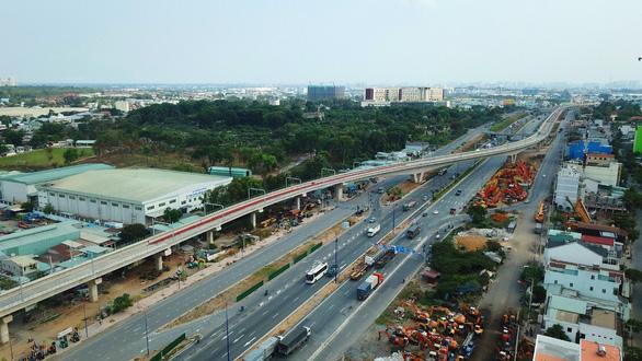 Thị trường bất động sản 'tăng nhiệt' theo đề án thành phố phía Đông - Ảnh 1.