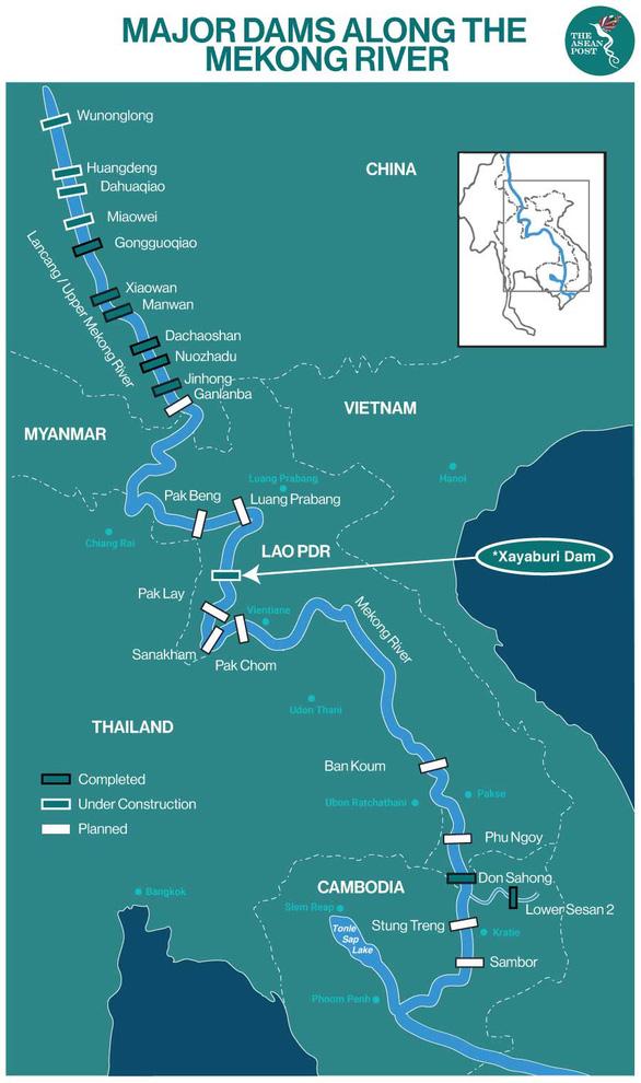 Sông Mekong sắp chịu thêm thủy điện Luang Prabang - Ảnh 2.