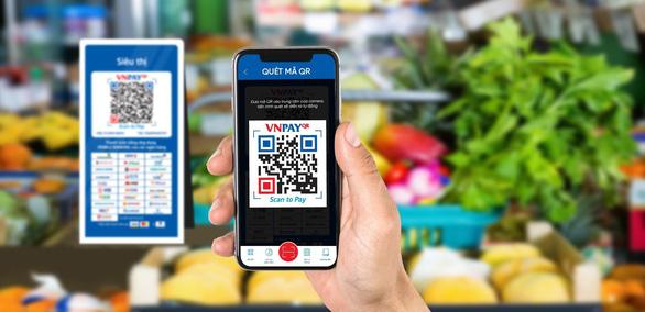 Hàng loạt siêu thị bán lẻ lớn tại Việt Nam tích hợp thanh toán VNPAY-QR - Ảnh 1.