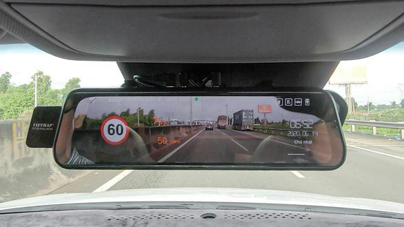 Khắc phục điểm mù gương chiếu hậu với camera hành trình VietMap G39 - Ảnh 3.