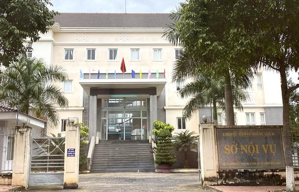 Thanh tra viên Sở Nội vụ Đắk Lắk bị bắt vì đòi bồi dưỡng 150 triệu ở trường học - Ảnh 1.