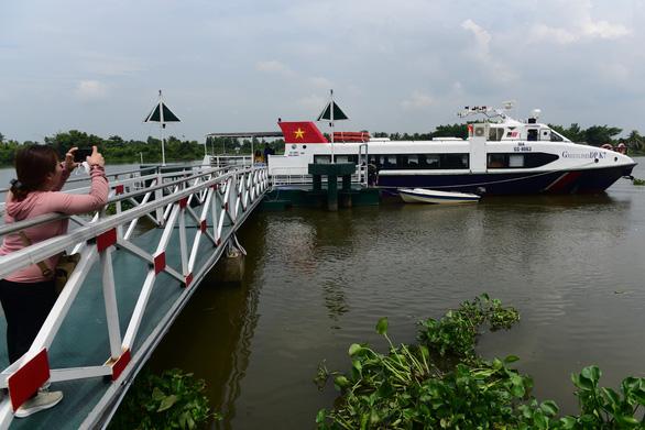 TP.HCM có tuyến tàu cao tốc bến Bạch Đằng - Bình Dương - địa đạo Củ Chi - Ảnh 3.