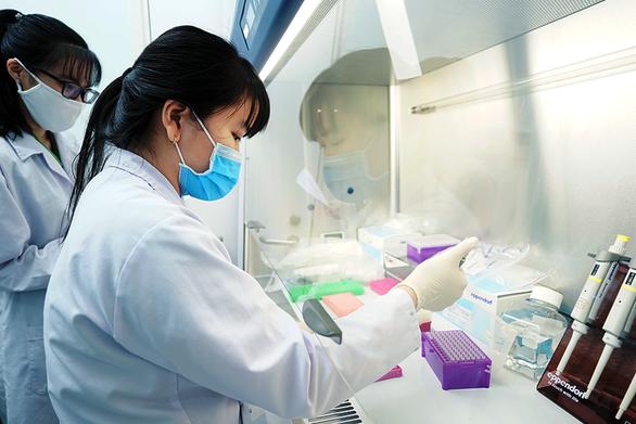 Giúp mẹ bầu tầm soát bệnh di truyền lặn bằng công nghệ giải trình tự gen - Ảnh 1.