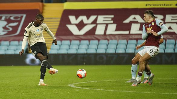 Bruno Fernandes, Paul Pogba cùng lập công, Man Utd nối dài mạch thắng - Ảnh 4.