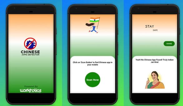 Google liên tục xóa các app phát hiện app Trung Quốc - Ảnh 1.