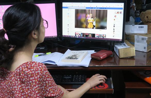Livestream hàng gian, hàng giả đại náo mạng xã hội - Ảnh 2.