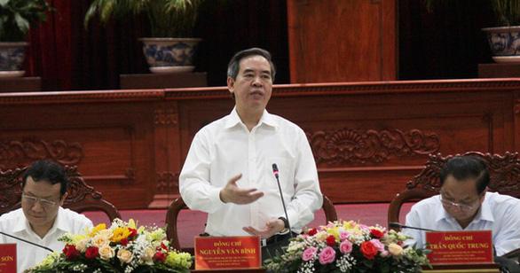 Ban Kinh tế trung ương ủng hộ xem xét tăng tỉ lệ điều tiết ngân sách cho TP.HCM - Ảnh 1.