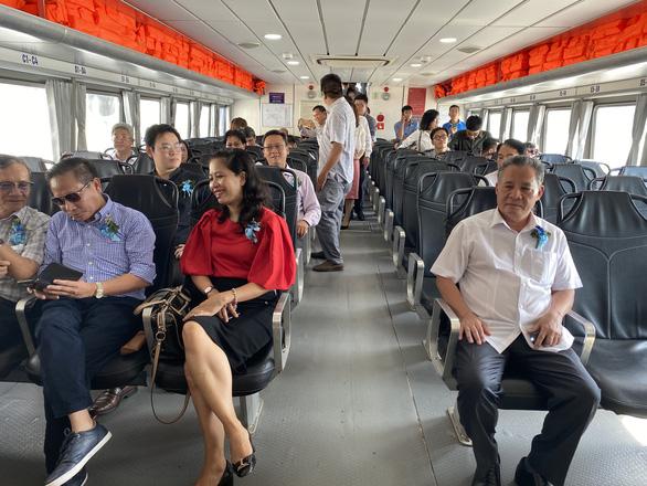 TP.HCM có tuyến tàu cao tốc bến Bạch Đằng - Bình Dương - địa đạo Củ Chi - Ảnh 4.