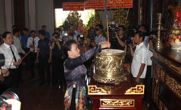 Kỷ niệm 110 năm ngày sinh luật sư Nguyễn Hữu Thọ - Ảnh 1.