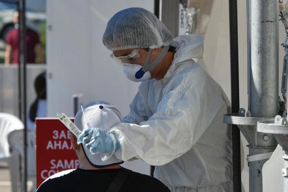 Bệnh viêm phổi lạ nguy hiểm hơn COVID-19 ở Kazakhstan là tin giả? - Ảnh 1.