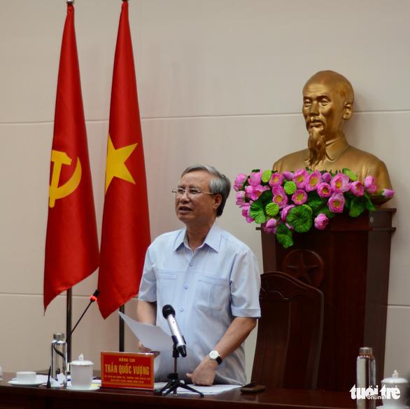 Thường trực Ban Bí thư: Bình Thuận không được chủ quan trong mọi tình huống - Ảnh 1.