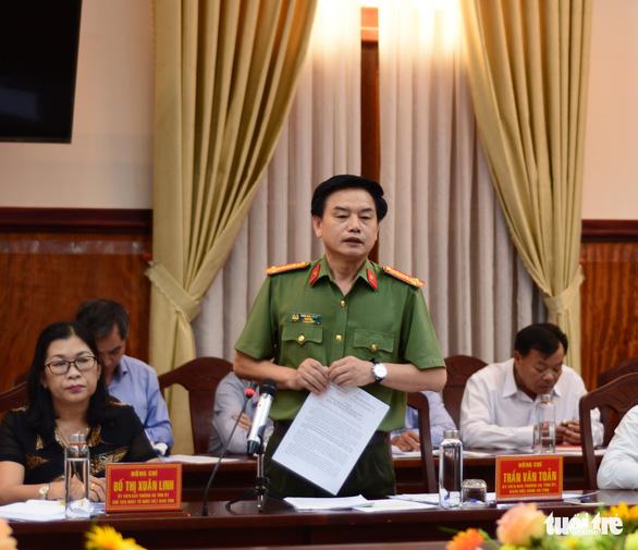 Thường trực Ban Bí thư: Bình Thuận không được chủ quan trong mọi tình huống - Ảnh 2.