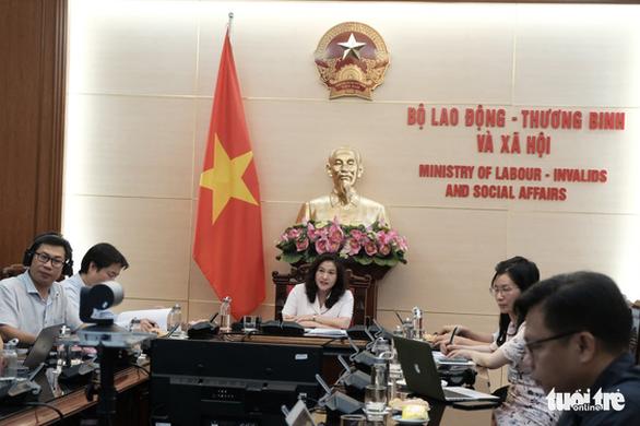 Việt Nam chia sẻ với Liên Hiệp Quốc về tình hình phục hồi kinh tế sau dịch COVID-19 - Ảnh 1.
