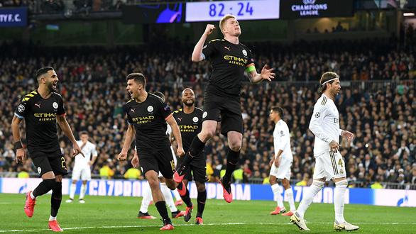 Man City được đá sân nhà trận gặp Real ở Champions League - Ảnh 1.