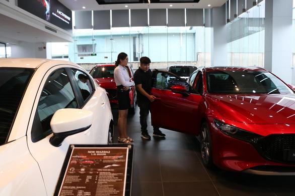 Mazda, Toyota, Honda triệu hồi hàng chục ngàn xe lỗi bơm nhiên liệu - Ảnh 1.