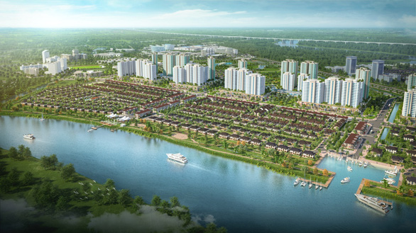 Lý giải sức hút của Dinh thự và Grand villa ven sông tại Waterpoint - Ảnh 2.