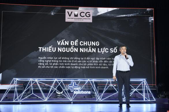 Startup Việt cần trợ thủ nào để vươn ra biển lớn? - Ảnh 1.