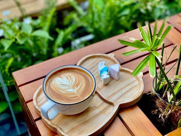 Check-in quán cafe kiểu Úc gây nức lòng giới trẻ ngay tại Sài Gòn - Ảnh 3.