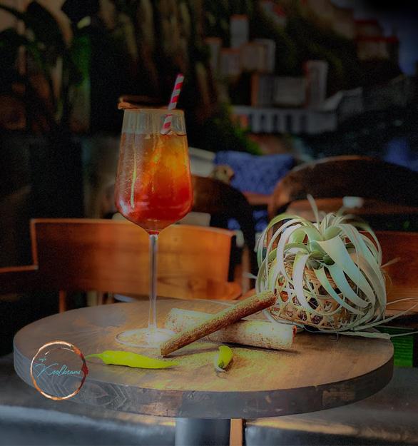 Check-in quán cafe kiểu Úc gây nức lòng giới trẻ ngay tại Sài Gòn - Ảnh 4.