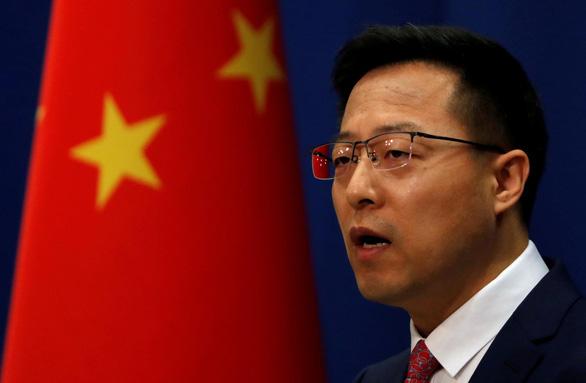 Trung Quốc tuyên bố trả đũa vụ Mỹ trừng phạt liên quan người Duy Ngô Nhĩ - Ảnh 1.