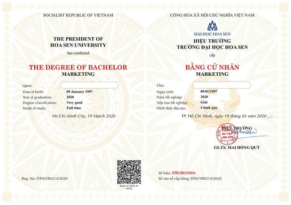 Đại học đầu tiên cấp bằng tốt nghiệp theo công nghệ blockchain quốc tế - Ảnh 2.
