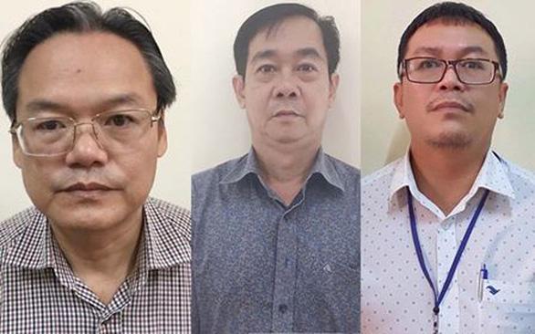 Bắt ông Phan Trường Sơn, phó giám đốc Sở Quy hoạch - kiến trúc TP.HCM - Ảnh 1.