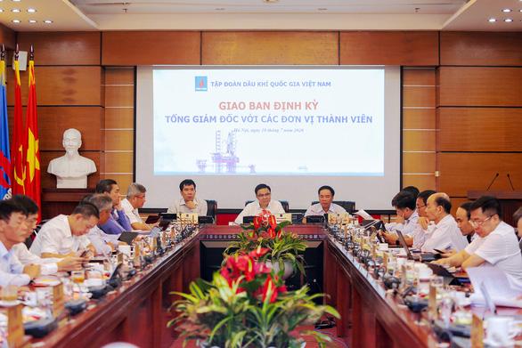 Vượt khủng hoảng kép, PVN đạt nhiều chỉ tiêu vẫn tiết giảm được 4.700 tỉ - Ảnh 3.