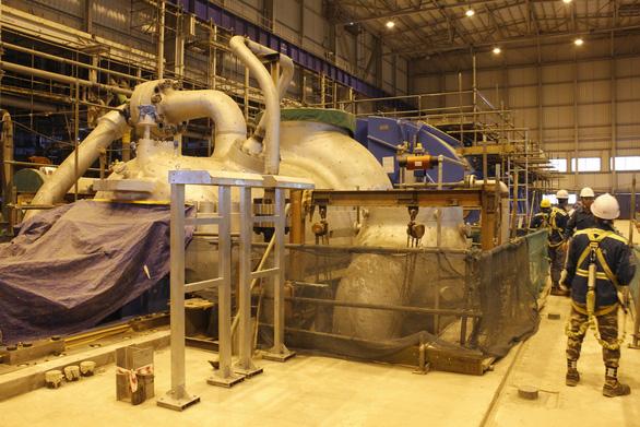 Đóng điện nhiều công trình, chuẩn bị nhiệt điện Sông Hậu 1 vận hành 2021 - Ảnh 2.