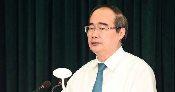 Bí thư Nguyễn Thiện Nhân nói gì khi một số cán bộ bị khởi tố? - Ảnh 1.