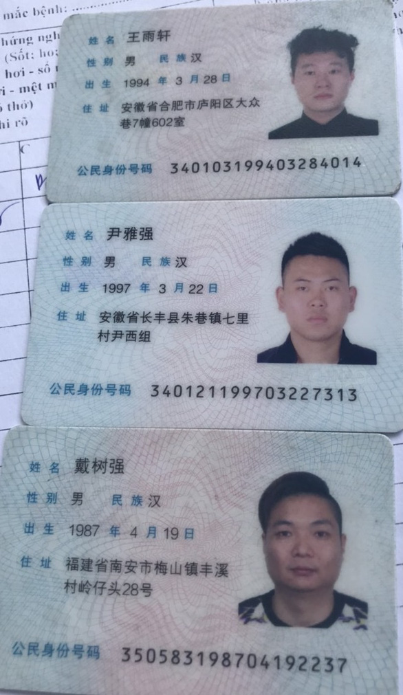 4 thanh niên Trung Quốc trèo tường trốn cách ly COVID-19 ở Tây Ninh - Ảnh 1.