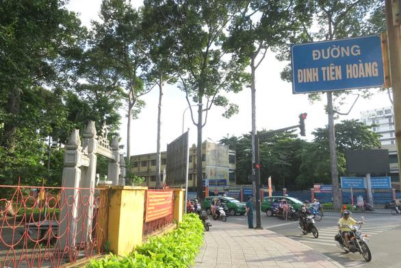 Từ cầu Bông đến đường Phan Đăng Lưu: TP.HCM đổi thành đường Lê Văn Duyệt - Ảnh 1.